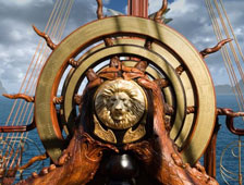 Primer Vistazo de: Chronicles of Narnia: Voyage of the Dawn Treader
