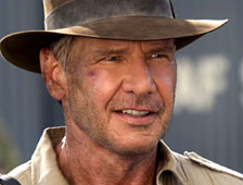 Harrison Ford está muy Interesado en Indiana Jones 5