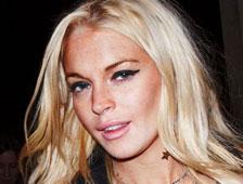 Lindsay Lohan Hacer un Topless en Machete