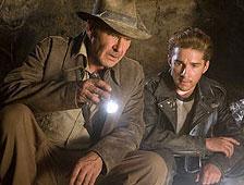 Harrison Ford Dice que Indiana Jones 5 Tiene un Esbozo