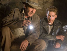 Shia LaBeouf Dice que Indiana Jones 4 Fue Terrible