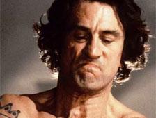 Robert De Niro encabeza la lista de más muertes en películas