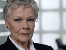 Judi Dench regresa a James Bond 23