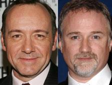 David Fincher a dirigir a Kevin Spacey en la Serie de TV House of Cards