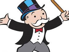 La película Monopoly aún en las obras