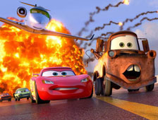 Trailer completo para Cars 2