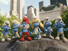 Trailer completo de The Smurfs