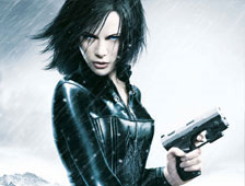 Primer Vistazo: Kate Beckinsale en Underworld 4: New Dawn