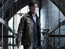Secuencias de Harry Potter and the Deathly Hallows: Part 2 llega en línea