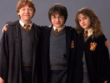 Vídeo: vea a las estrellas de Harry Potter filmar la ultima escena