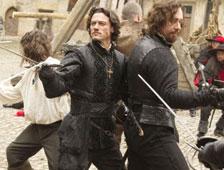 El trailer de The Three Musketeers  está aquí!