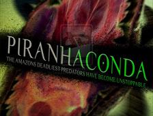 Primer vistazo a Piranhaconda de Syfy