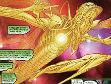Foto: Mejor vistazo a Parallax de Green Lantern