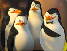 Los Ping�inos de Madagascar consiguen una spin-off