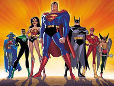 La película de Justice League of America viene en el 2013