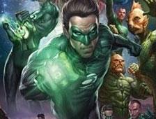 Green Lantern sólo ahora contratando el reparto de voz?