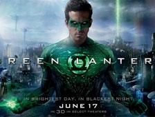 Cuatro minutos de metraje de Green Lantern llega en línea