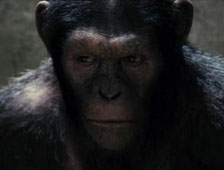 Primer Vistazo a Rise of the Planet of the Apes