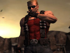 Nuevo trailer restringido de Duke Nukem Forever