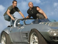La franquicia de Fast and Furious cambia de carreras a atracos