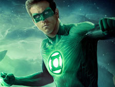 Warner Bros eleva presupuesto de Green Lantern para terminar a tiempo
