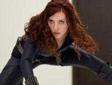 Foto: Nuevo estilo de pelo de Scarlett Johansson en The Avengers