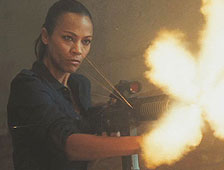 Trailer: Zoe Saldana en el Thriller Colombiana 