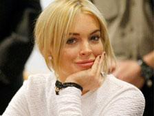 La sentencia de Lindsay Lohan fue reducida, filma vídeo de vampiro