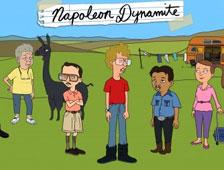 Trailer: Para la serie animada de televisión de Napoleon Dynamite