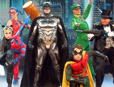 Trailer: Para el espectáculo de Batman Live