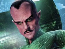 Mark Strong revela la escena post-créditos de Green Lantern