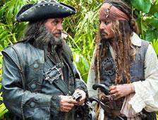 Pirates of the Caribbean 4 es la película más grande de Disney de todos los tiempos en el extranjero