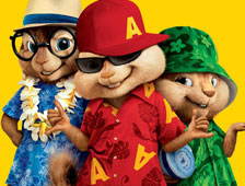 El trailer de Alvin and the Chipmunks 3 llega en linea