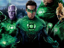 Warner Bros trabajando en una secuela de Green Lantern