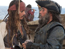 Pirates of the Caribbean: On Stranger Tides cruza la marca de $1 billon