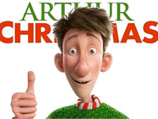 Trailer nuevo de James McAvoy en Arthur Christmas