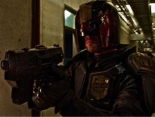 Nueva foto de Karl Urban en el reinicio de Judge Dredd