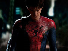 P�steres de The Amazing Spider-Man, The Avengers, Moneyball, Haywire, The Raven