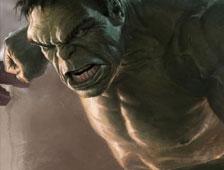 Hulk será más pequeño y menos musculoso en The Avengers