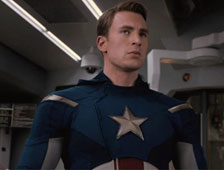 Vea teaser y escena final de The Avengers en Captain America