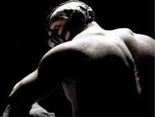 Fotos: Tom Hardy como Bane y Tumble de The Dark Knight Rises