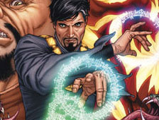 Marvel busca director para Doctor Strange