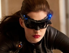 Primer Vistazo: Anne Hathaway como Catwoman en The Dark Knight Rises