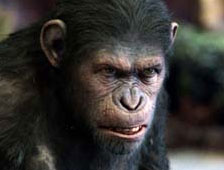 Rise of the Planet of the Apes domina la taquilla con $54 millones
