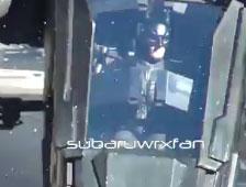 Vídeo: Batman vuela el Batwing por las calles del conjunto de The Dark Knight Rises