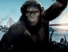 Rise of the Planet of the Apes toma el primer lugar en la taquilla de nuevo