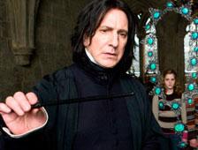 Snape es votado el personaje favorito en Harry Potter, Harry es el cuarto
