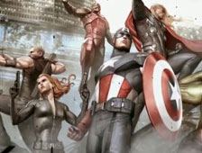 Vistazo al Featurette de The Avengers en el Blu-ray de Capitán América
