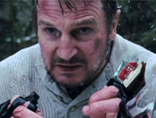 Trailer: Liam Neeson combate lobos en el thriller The Grey