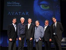Más detalles sobre la atracción de Avatar en parque temático de Disney